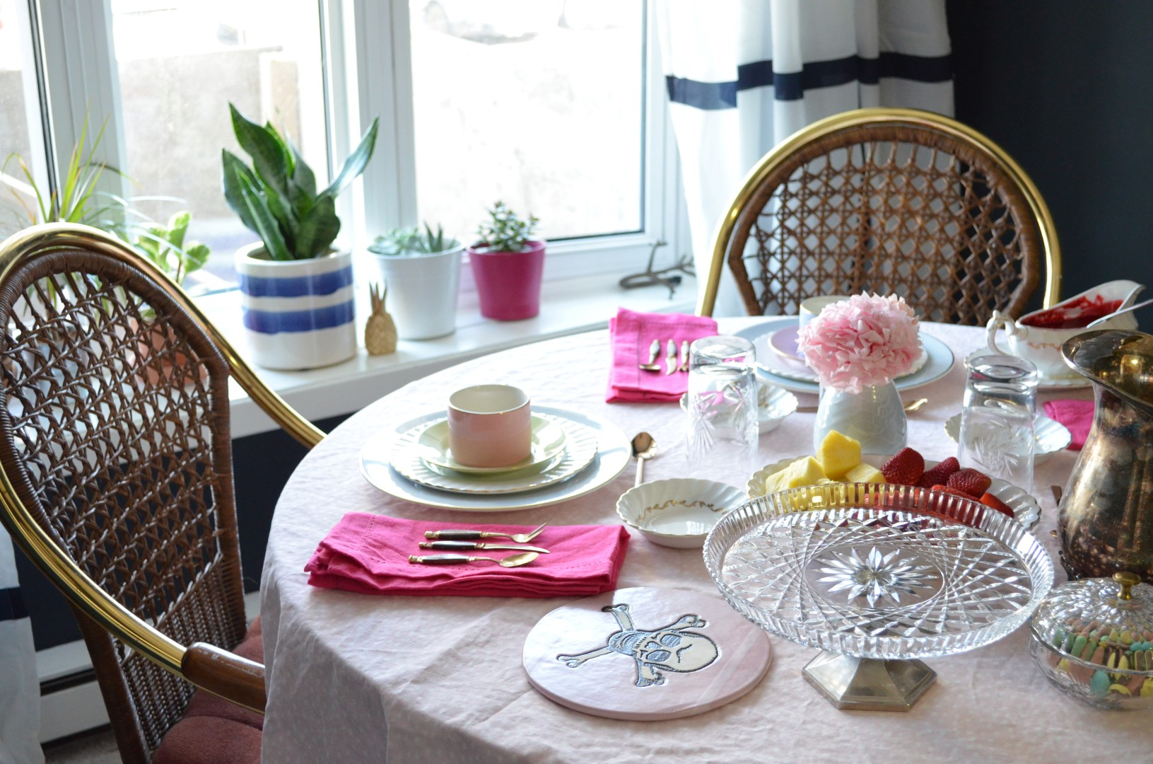 a spring brunch - so original - The Condo